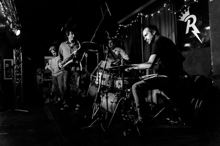 El cuarteto Akafree. © Fotografía: Ángel Araújo.