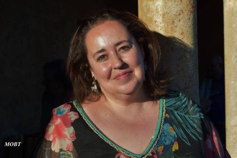 Marta Muñiz Rueda. Fotografía: Marcelo Oscar Barrientos Tettamanti.