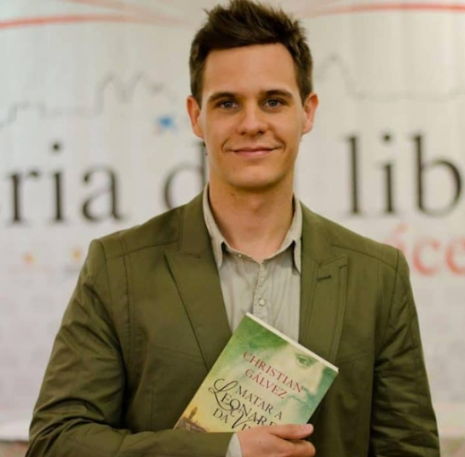 Christian Gálvez. (christiangalvez.com)
