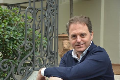 Domingo Villar. Fotografía: Elena Palacios.