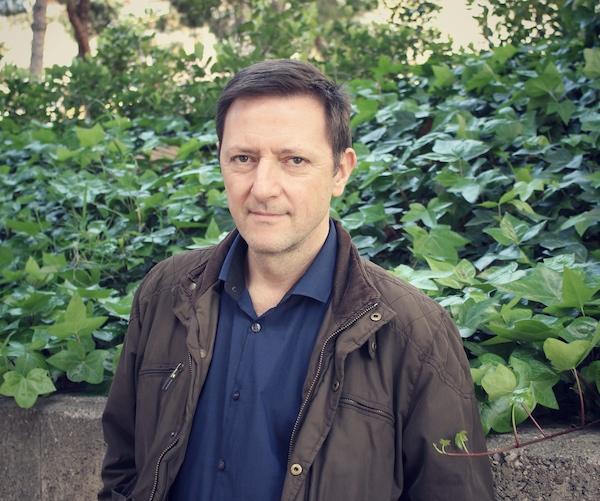 Ignacio Marínez de Pisón. © Fotografía: Elena Blanco.