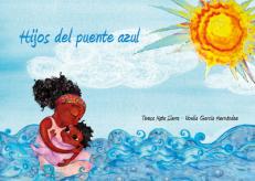 Portada TERESA MATA SIERRA_Hijos del puente azul (Lobo Sapiens, 2019)