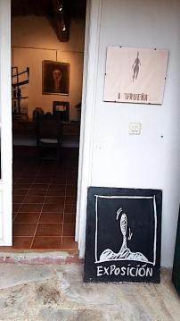 Galería Urueña, en Castrillo.