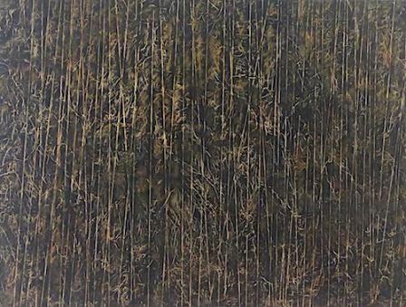 """Uno de los últimos """"bosques"""" de Juan Rafael, éste dedicado a las BRIF."""