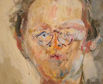 Autorretrato. Miguel Ángel G. Febrero.