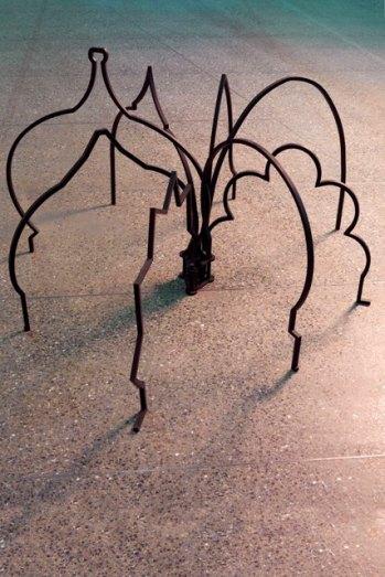 Zoulikha Bouabdellah L'Araignée [La araña], 2015. Colección MUSAC.