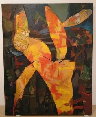 Obra del pintor Miguel Ángel G. Febrero.