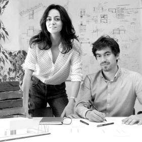 Itziar Quirós y Pablo López Presa. Quirós Presa Estudio.