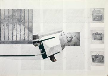 Teresa Gancedo. La escuela, 1974 – 1975 Colección MUSAC