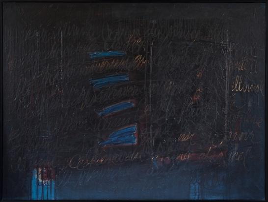 Manuel Jular. Los ciegos, 1992-1993. Colección MUSAC
