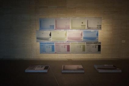 Begoña Zubero. Propaganda nº3/(Pueblos de colonización XX) , 2010-2017. Colección MUSAC