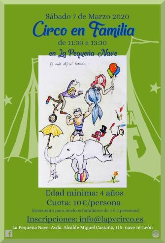 Circo en Familia.Marzo2020
