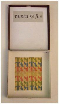 """Obra de TSG, serie """"Cajas""""."""