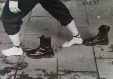 "Mona Hatoum. ""Artista medium""."