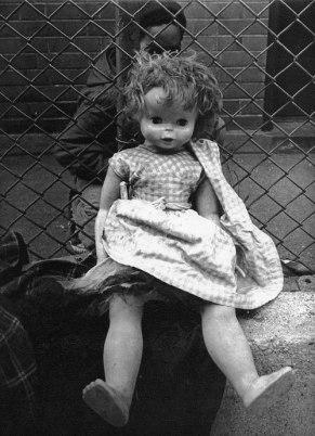Marisa González. 'La violación', 1972.