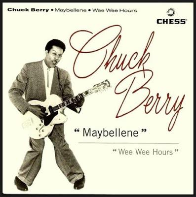 Portada original de la edición de 1955, cuando Berry desafió a un ambiente hostil y se lanzó a la aventura del rock & roll