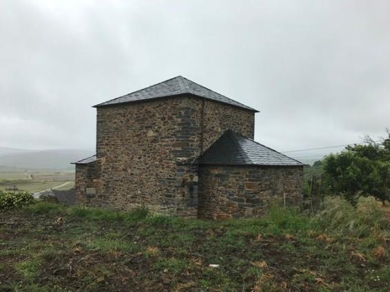 Ermita de San José. Requejo de Cepeda