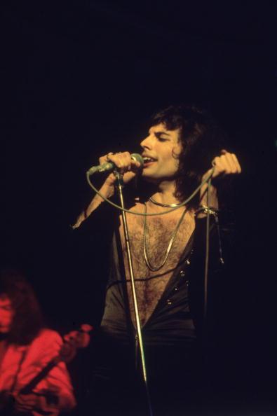 Freddie empezó a trabajar 'Bohemian' en 1969, y la terminó en 1975.jpg
