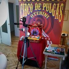 Josemari Alcazar. 'El Circo de Pulgas'