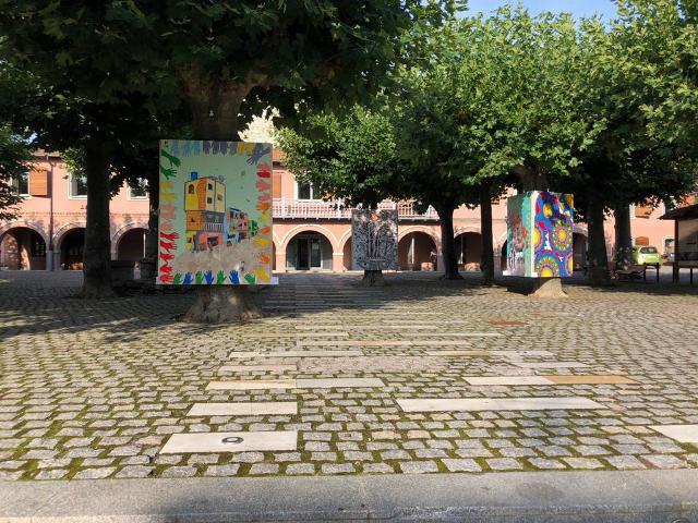 exterior del Museo de la Minería.