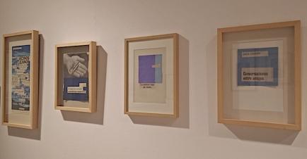 Obras de Tomás Salvador. Fotografía: Clara Ponte.