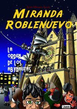 Portada Miranda Roblenuevo y_la_orden_de_los_abynautas