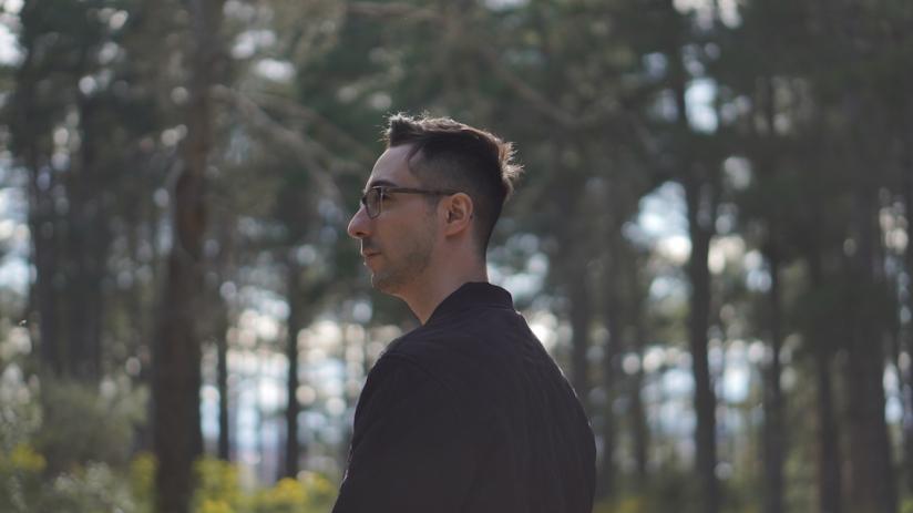 Hombre Tranquilo: Foto Raquel Santaolalla.