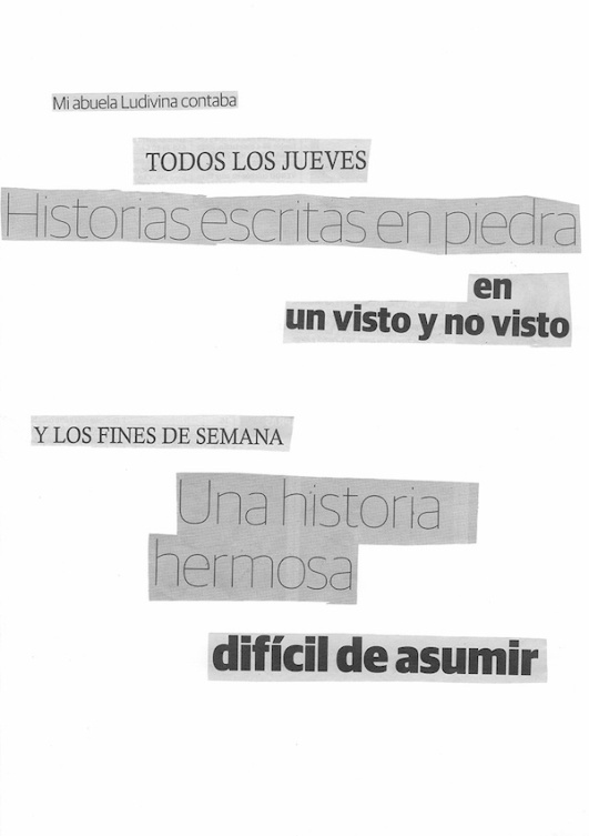 Lema: ILAY (Juan Luis García).