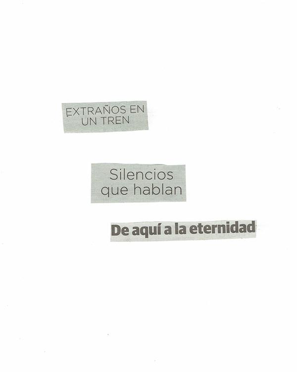 Lema: SALAY SAY (Juan Luis García).