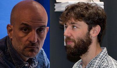 Pedro Bravo y José Luis González Macías.