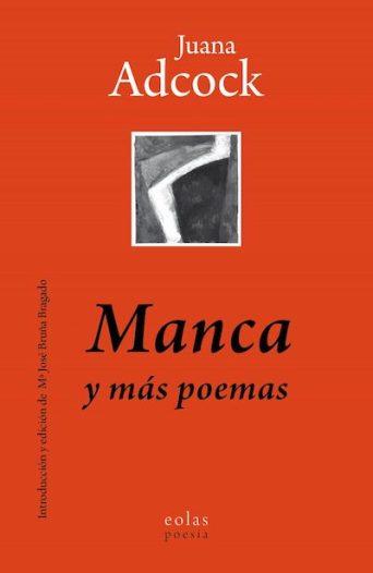 Portada_JUANA ADCOCK_Manca y más poemas (Eolas Ediciones, 2021)