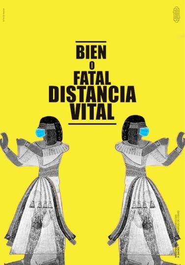 Iveta Deyanova. Bien o fatal, distancia vital, 2020.