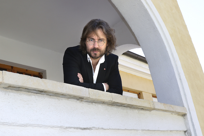 Rafael Saravia. Fotografía: Noemí García.