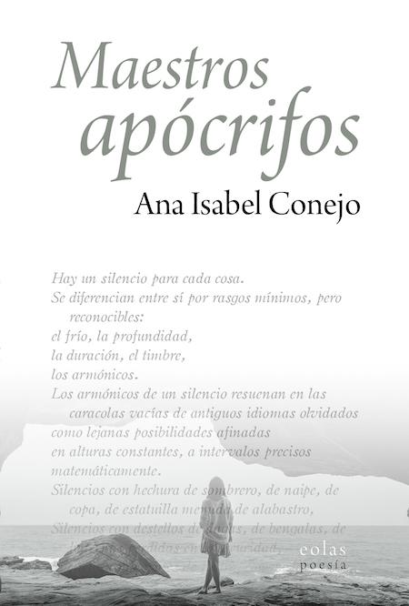 Portada_ANA ISABEL CONEJO_Maestros apócrifos (Eolas Ediciones, 2020)