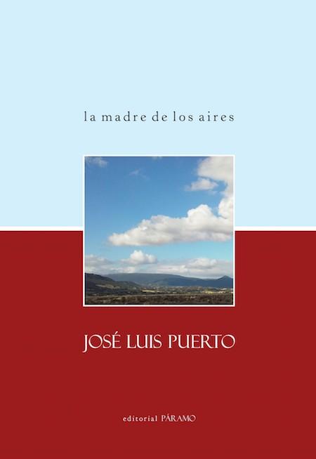 Portada_JOSÉ LUIS PUERTO_La madre de los aires (Editorial Páramo, 2021)