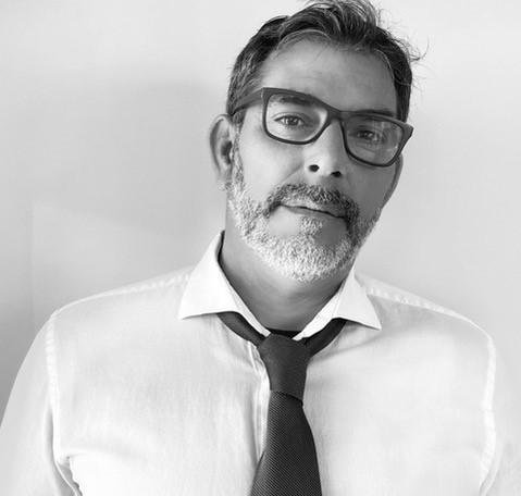 Víctor del Árbol. Fotografía: Elena Blanco.